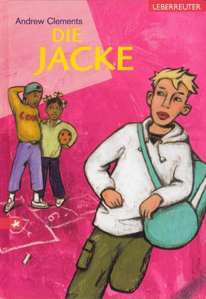Cover of The Jacket in Germany
