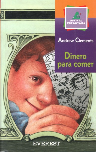 Cover of Lunch Money in Spain