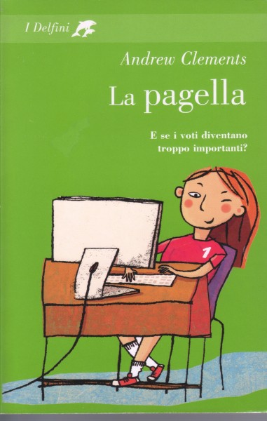 Cover of The Report Card in Italy