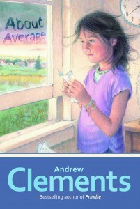 Cover of cover_about-average_EN-US by Andrew Clements