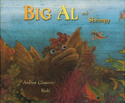 Cover of Big Al and Shrimpy