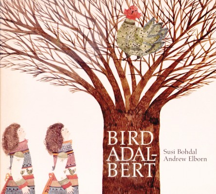 Cover of Bird Adalbert