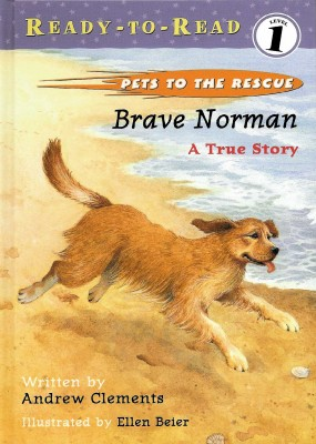 Cover of Brave Norman: A True Story