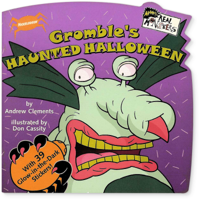 Cover of Gromble's Haunted Halloween