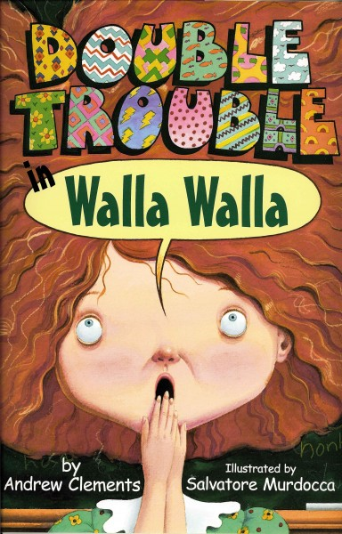 Cover of Double Trouble in Walla Walla