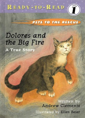 Cover of Dolores and the Big Fire