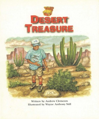 Cover of Desert Treasure