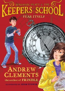 Cover of cover_fear-itself_02_EN-US by Andrew Clements