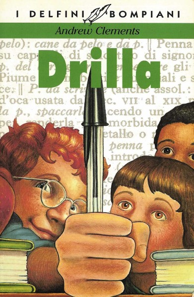 Cover of Frindle in Italy