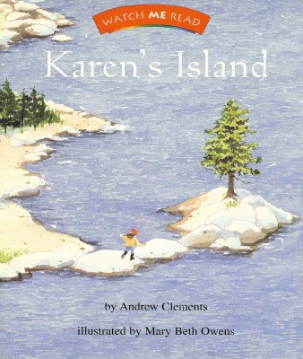 Cover of Karen's Island