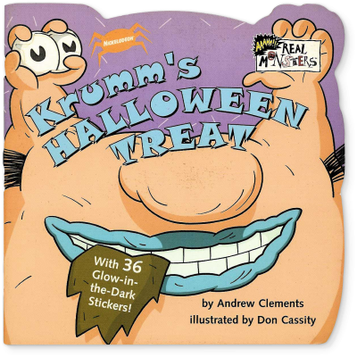 Cover of Krumm's Halloween Treat