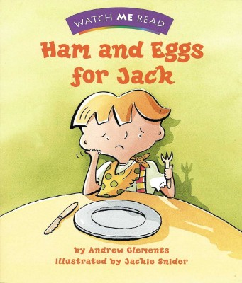 Cover of Ham and Eggs for Jack