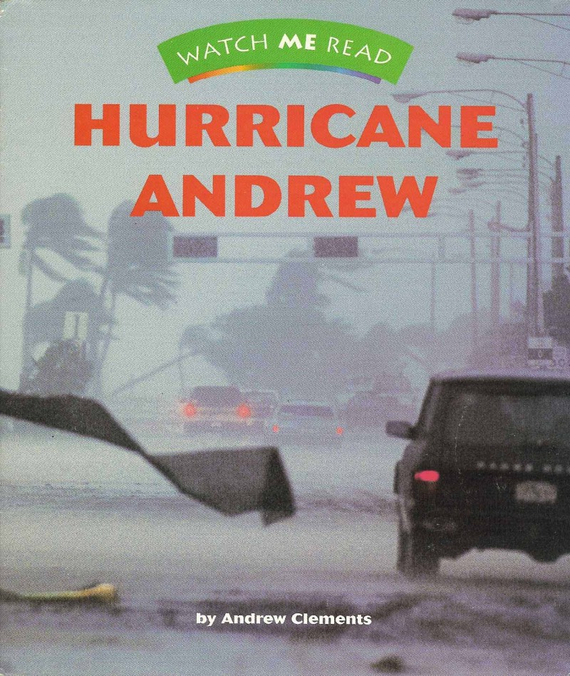 Cover of Hurricane Andrew