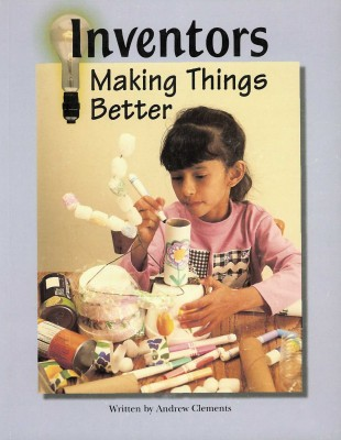 Cover of Inventors: Making Things Better