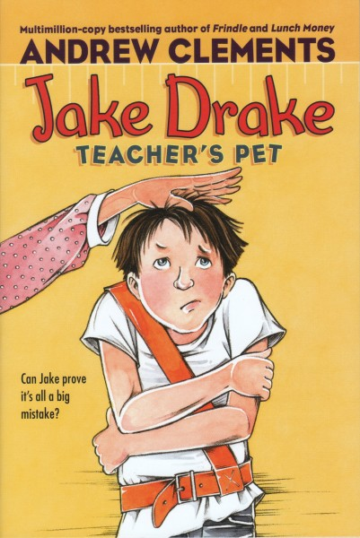 Cover of Jake Drake, Teacher's Pet