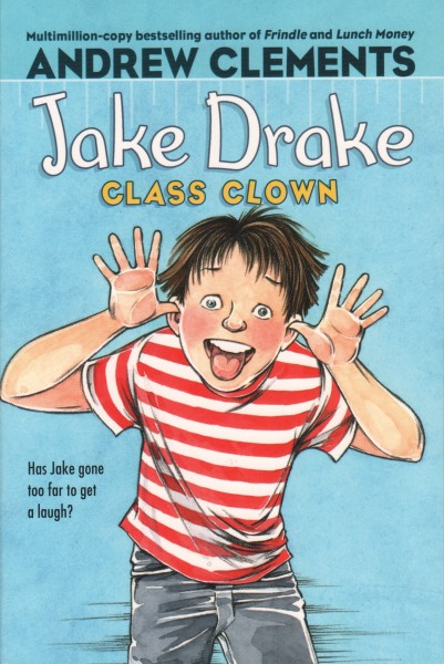 Cover of Jake Drake, Class Clown