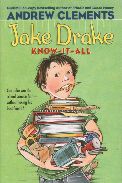 Cover of Jake Drake, Know-It-All