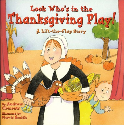 Cover of Look Who's in the Thanksgiving Play!