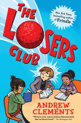 Cover of The Losers Club by Andrew Clements