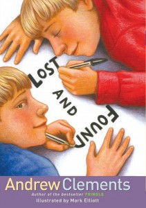 Cover of cover_lost-and-found_EN-US by Andrew Clements