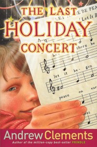 Cover of cover_last-holiday-concert_EN-US by Andrew Clements