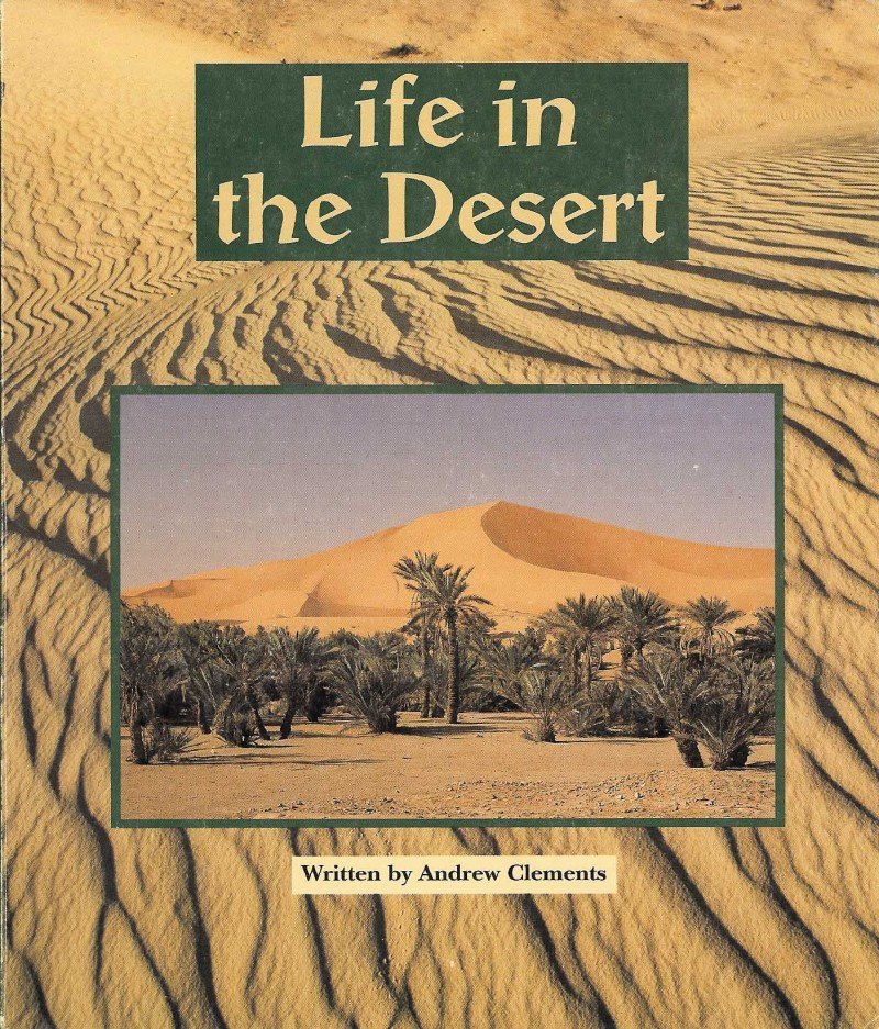 Cover of Life in the Desert