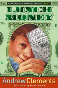 Cover of cover_lunch-money_EN-US by Andrew Clements