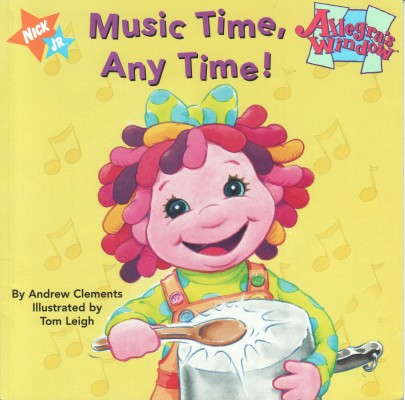 Cover of Music Time Any Time!