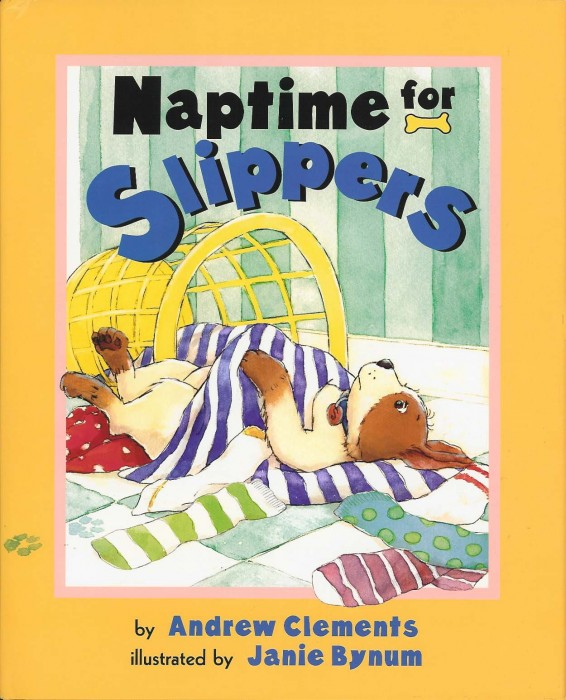 Cover of cover_naptime-for-slippers_EN-US