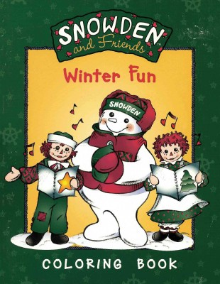 Cover of Winter Fun