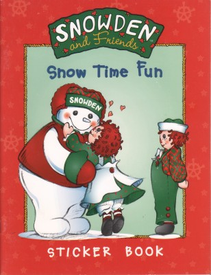 Cover of Snow Time Fun