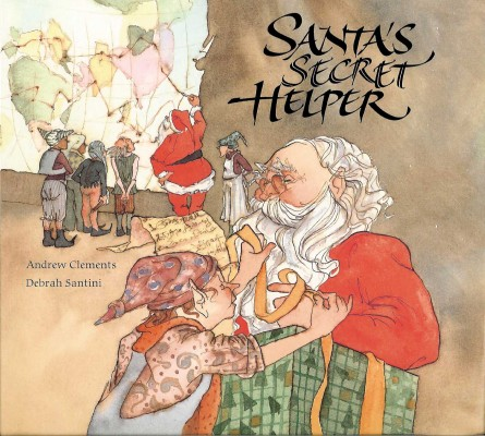 Cover of Santa's Secret Helper