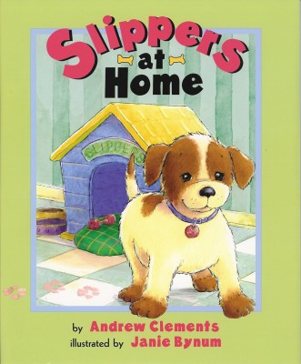 Cover of Slippers at Home