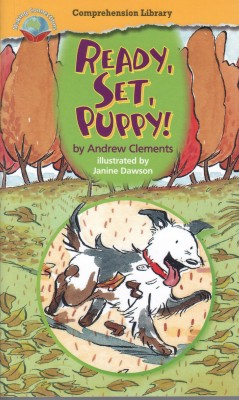 Cover of Ready, Set, Puppy!