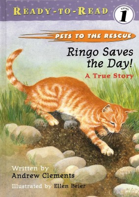 Cover of Ringo Saves the Day!