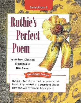 Cover of Ruthie's Perfect Poem