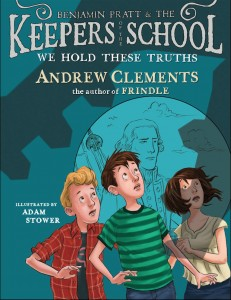 Cover of cover_we-hold-these-truths_EN-US by Andrew Clements