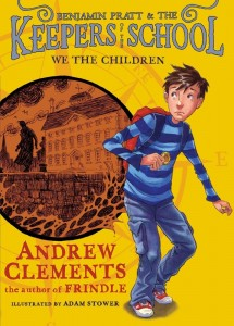 Cover of cover_we-the-children_EN-US by Andrew Clements
