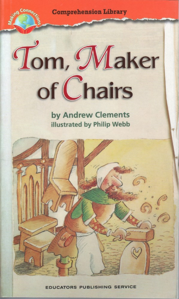 Cover of Tom, Maker of Chairs