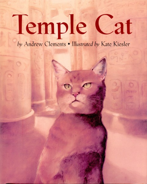 Cover of Temple Cat