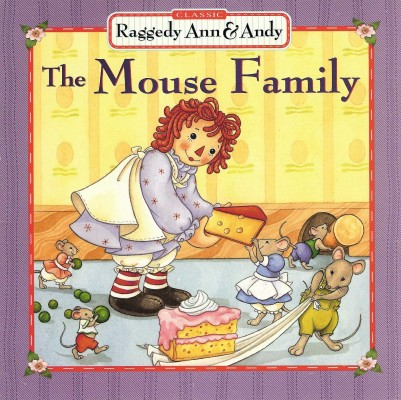 Cover of The Mouse Family