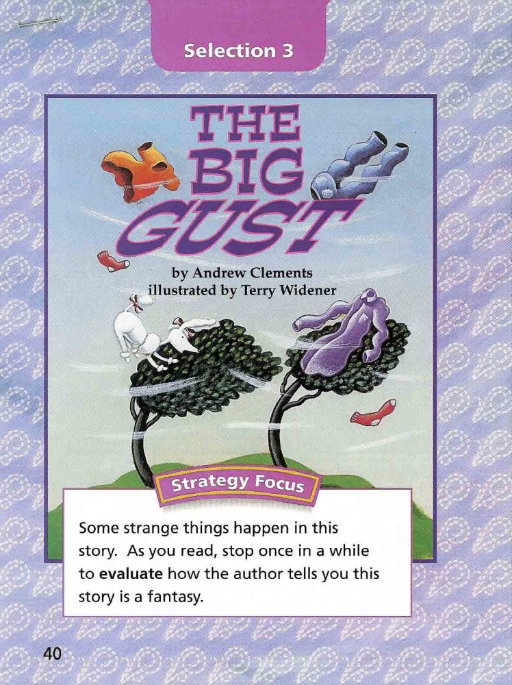 Cover of The Big Gust