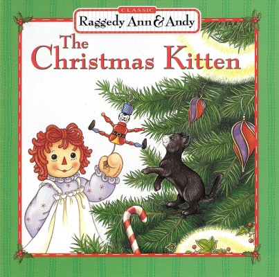 Cover of The Christmas Kitten