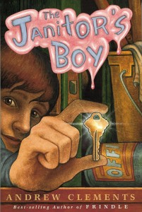 Cover of cover_the-janitors-boy_EN-US by Andrew Clements