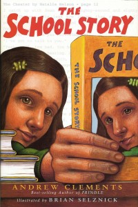 Cover of cover_the-school-story_EN-US by Andrew Clements