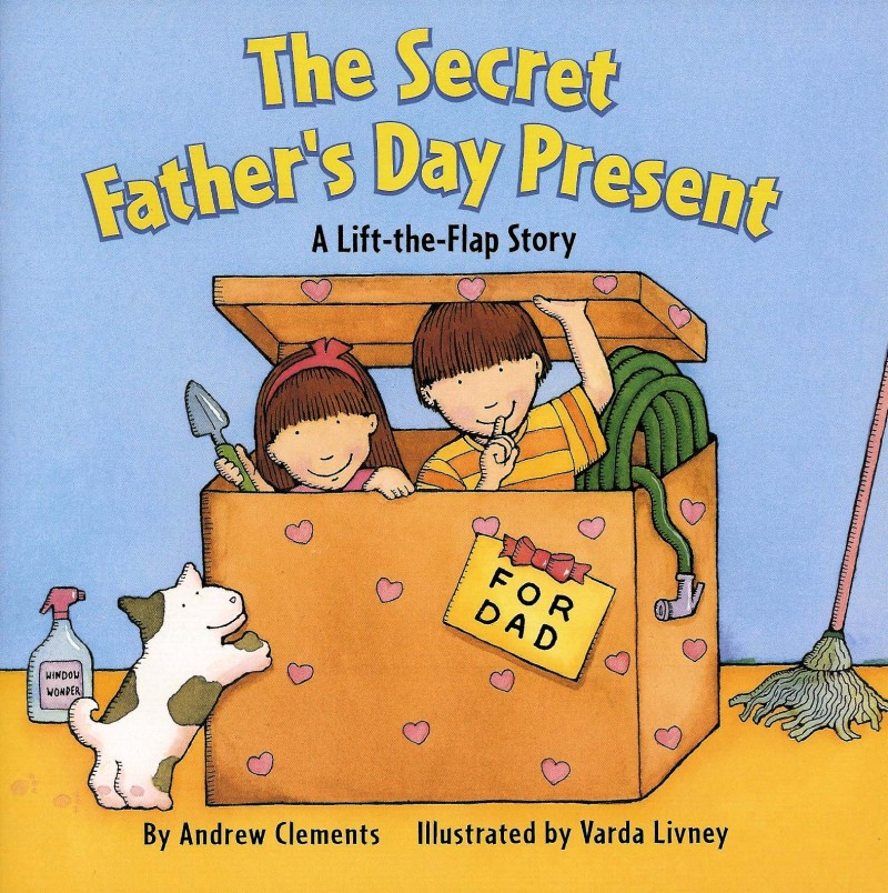 Cover of The Secret Father's Day Present