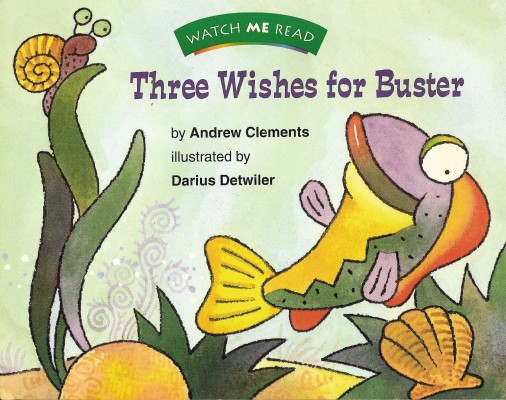 Cover of Three Wishes for Buster